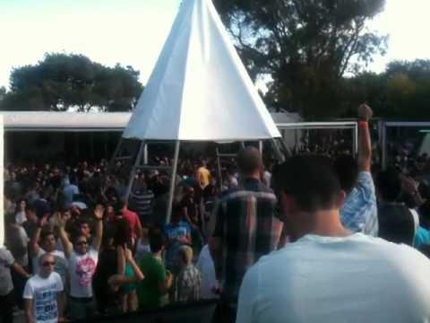 Luc Adams - Numero Uno 1st May Free Festival Malta 2011