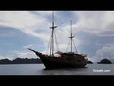 Damai luxury diving liveaboard