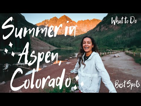 Top Things to do During Summer in Aspen, Colorado (Hikers Paradise)