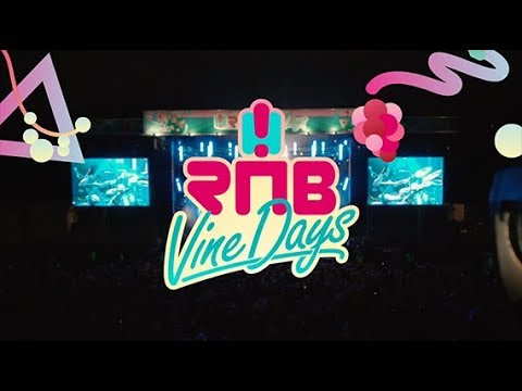 🍇🎥 PRESENTING THE OFFICIAL RNB VINE DAYS HIGHLIGHT REEL 🍇🎥