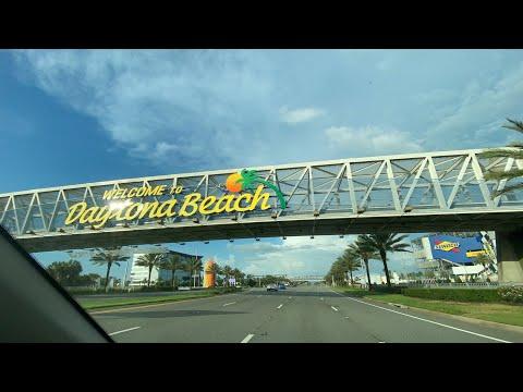 Quick Tour Of Daytona Beach Summer 2020