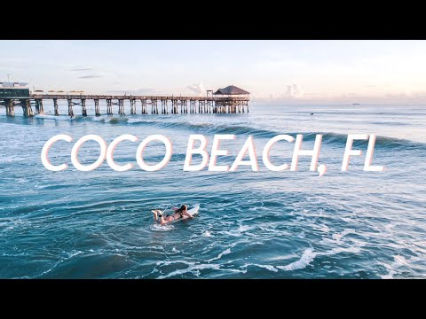 COCOA BEACH, FLORIDA VLOG