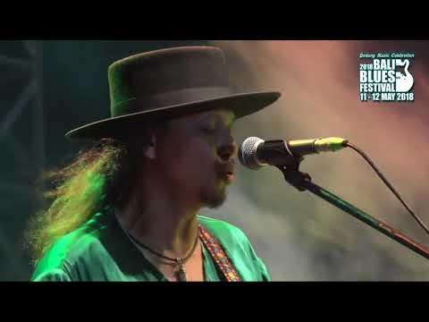 Gugun Blues Shelter - Bali Blues Festival 2018