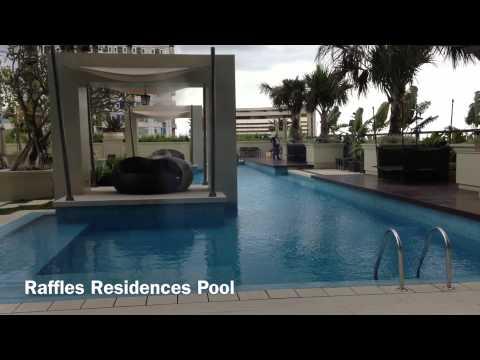 Raffles Hotel and Residences Makati by HourPhilippines.com