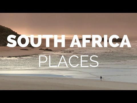 10 Best Places to Visit in South Africa - Travel Video