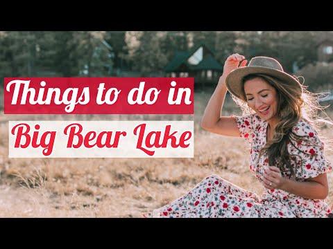 Things to do in Big Bear Lake | Our Big Bear Vacation | Vlog
