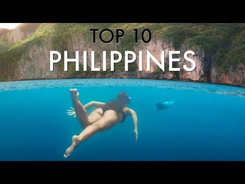 TOP 10 PHILIPPINES (Your DREAM Destination)
