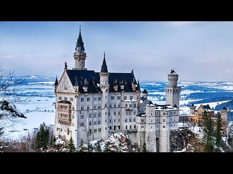 Neuschwanstein: The Reality of Building Fantasy
