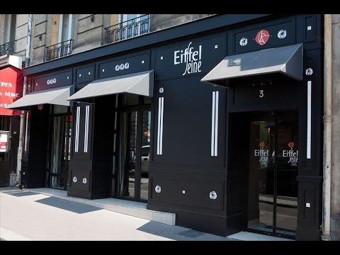 Eiffel Seine Paris