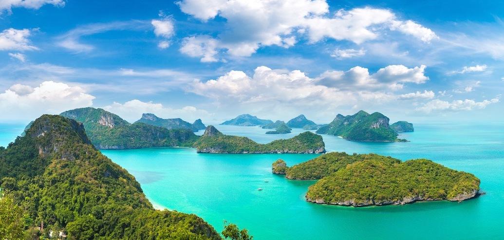 Angthong Marine Park - Thailand