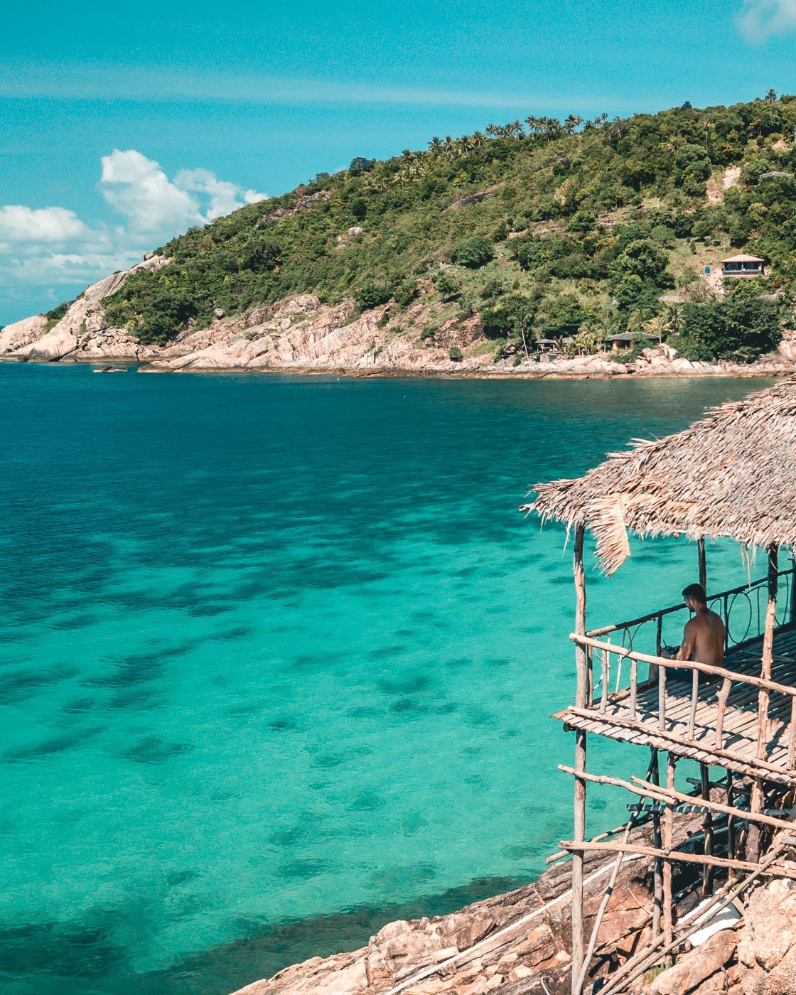 Places to visit on Koh Tao, Thailand