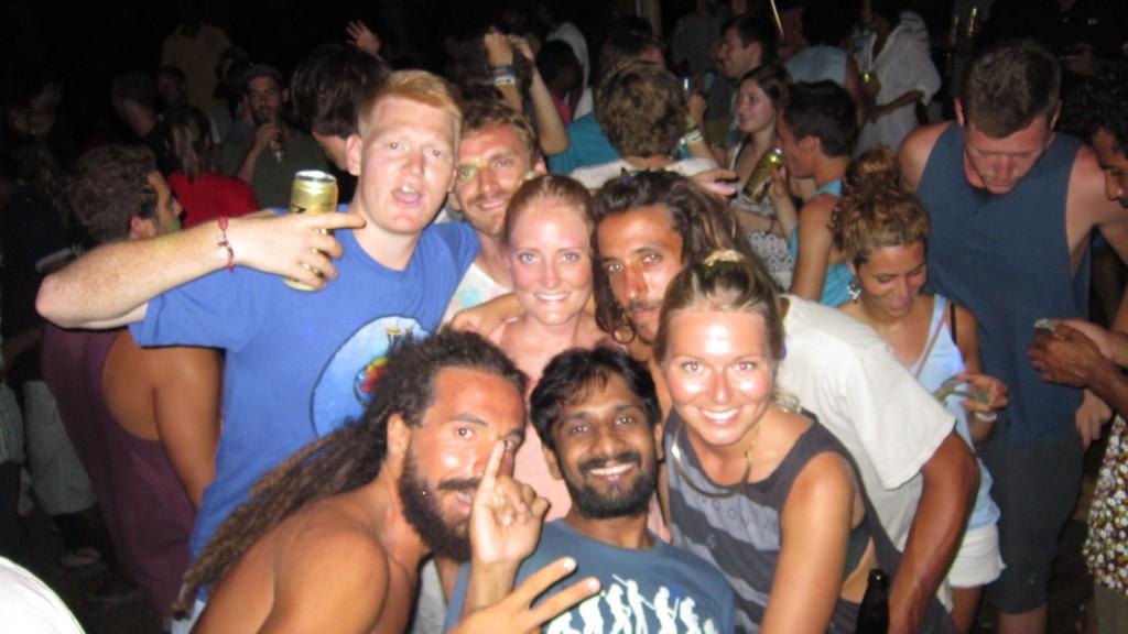 Mambo's Beach Party Crew