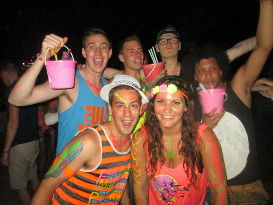 drugs in south east asia full moon party