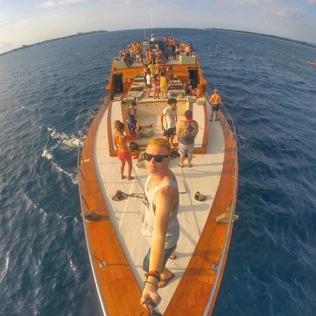 Gili Trawangan Booze Cruise