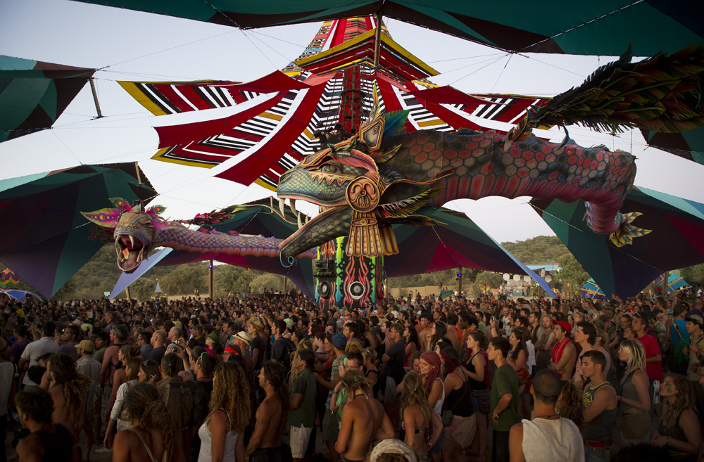 Boom Festival Portugal - Best Music Festivals Europe 2020