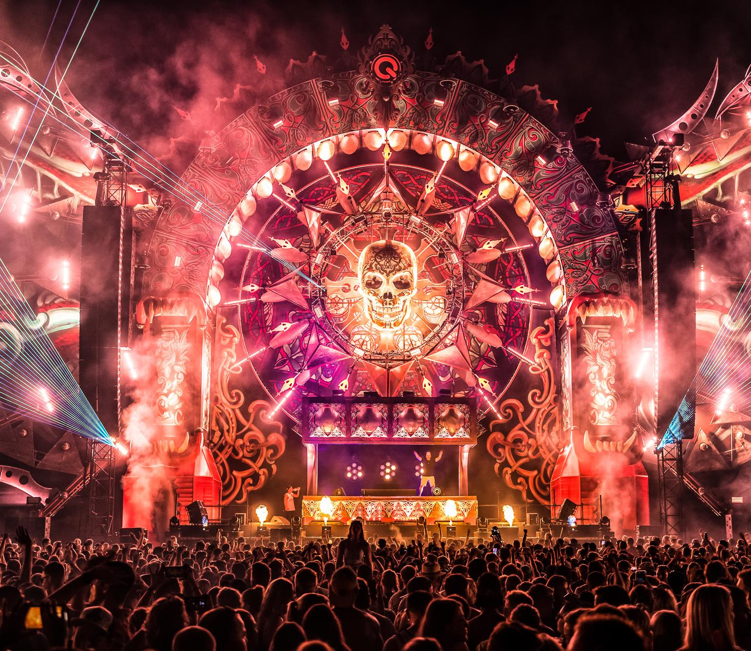 Mysteryland Music Festival NL - Best Europe EDM Festivals