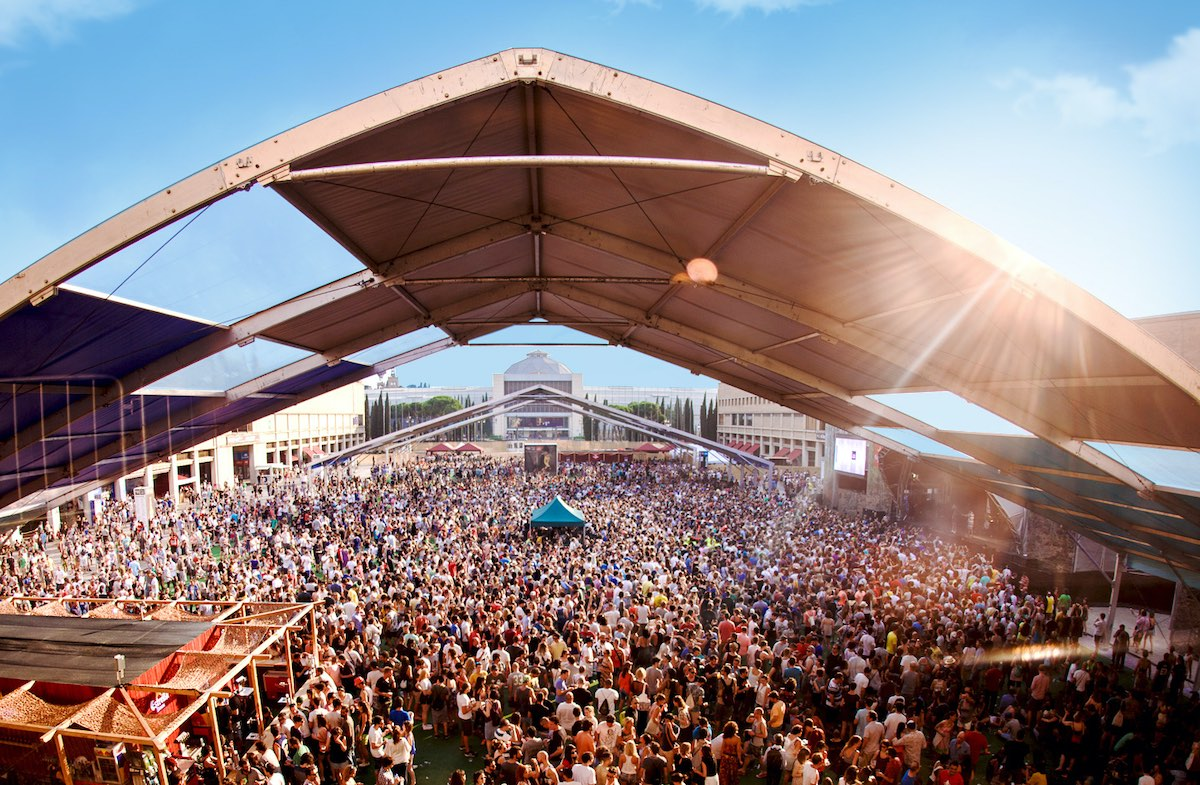 Sonar Music Festival Barcelona - Best European Music Festivals