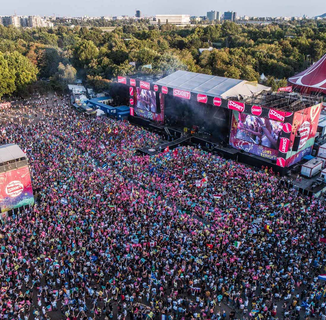 Sziget Festival - Best European Music Festivals in 2020