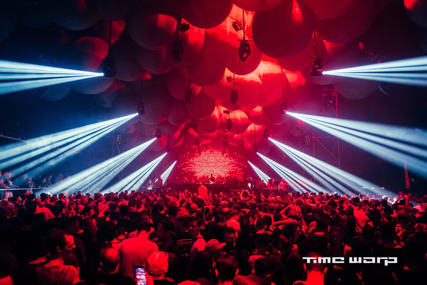 Time Warp Festival - Best Europe Music Festivals 2020