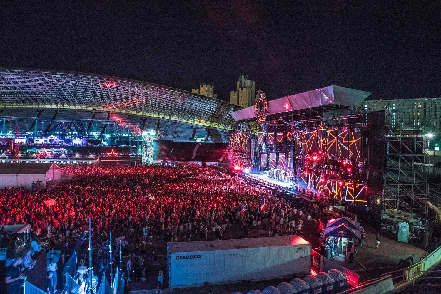 Ultra Europe - Best Music Festivals in Europe 2020