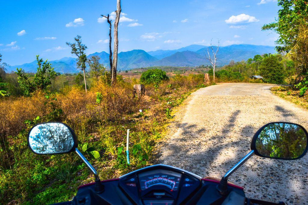 Places to visit in Pai, Northern THailand