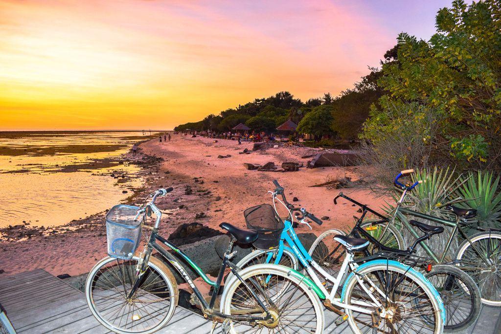 Bikes - Gili Trawangan Things to do