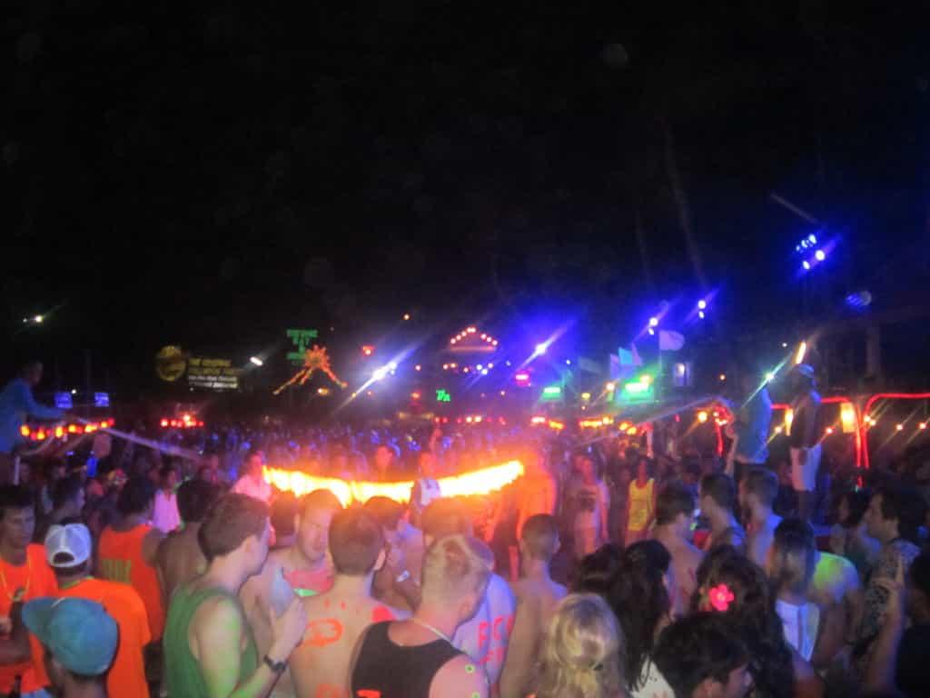 Full Moon Festival Thailand