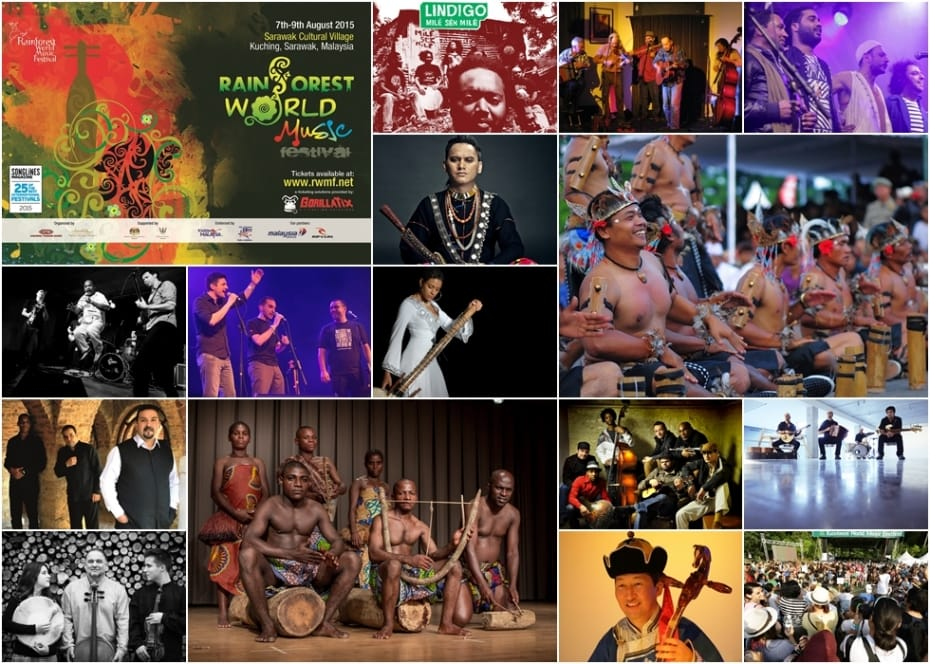 southeast asian music festivals 2018