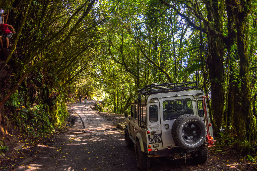 Jeep Excursions in the Cameron Highlands