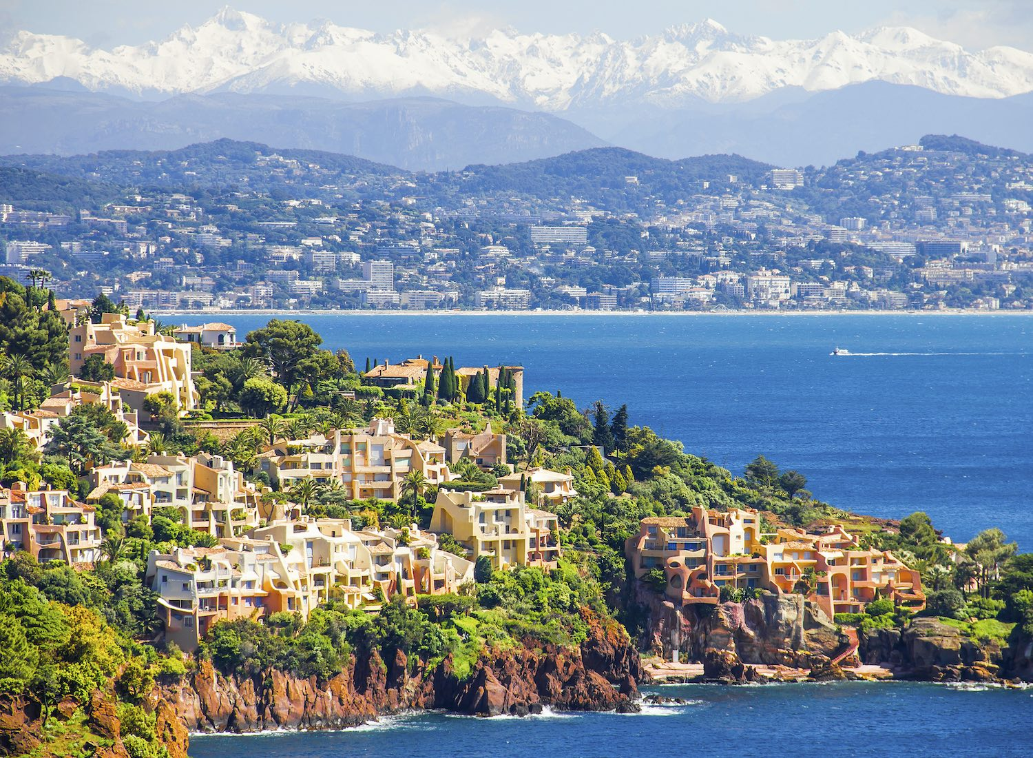 Théoule-sur-Mer - Things to do in the French Riviera