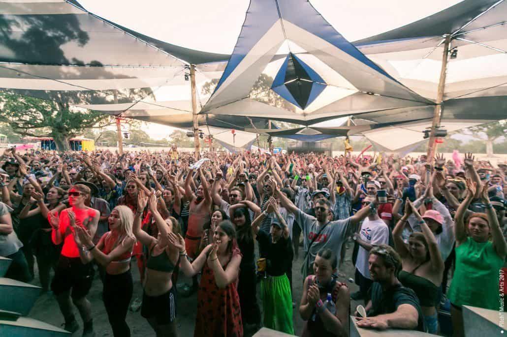 music festivals in australia