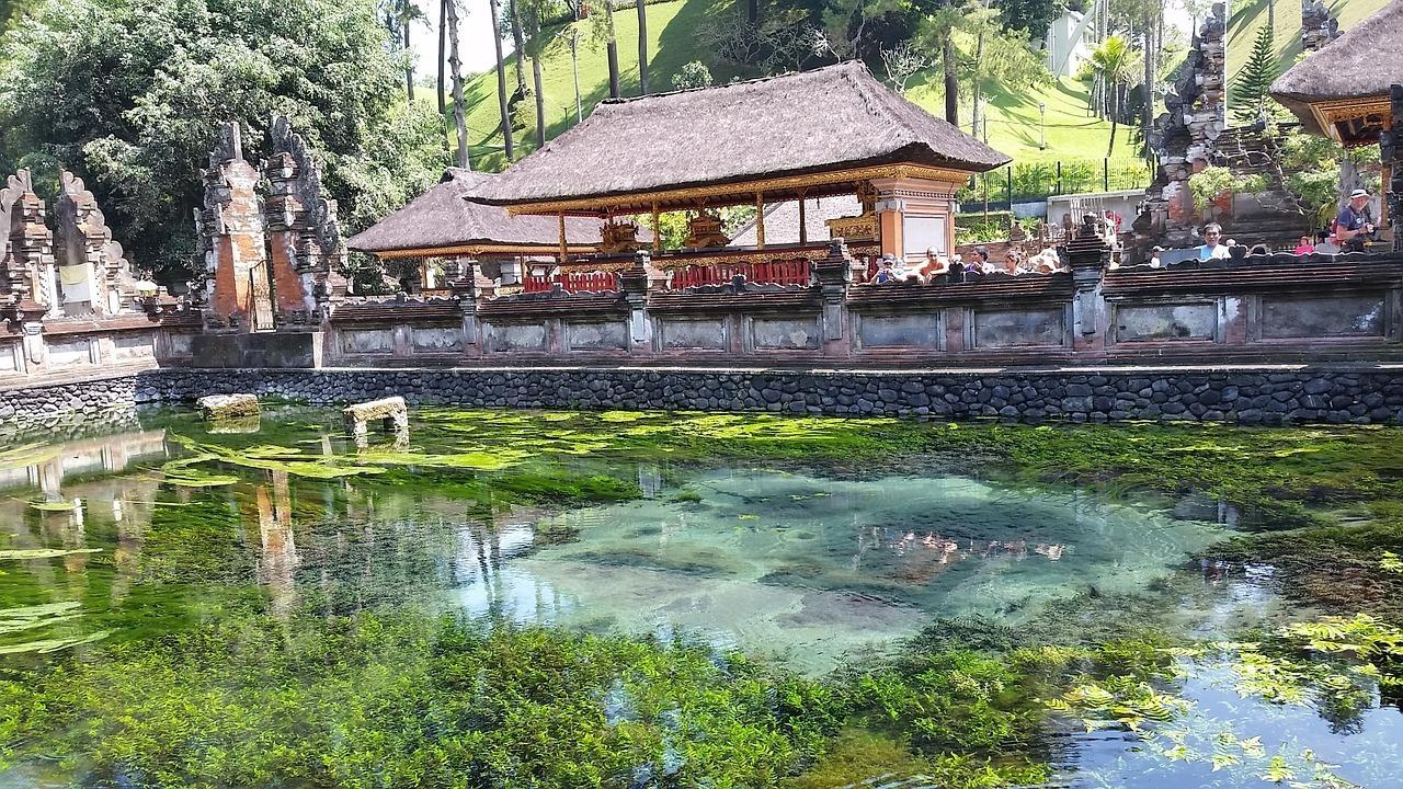 Tirta Empul Temple, Ubud Itinerary