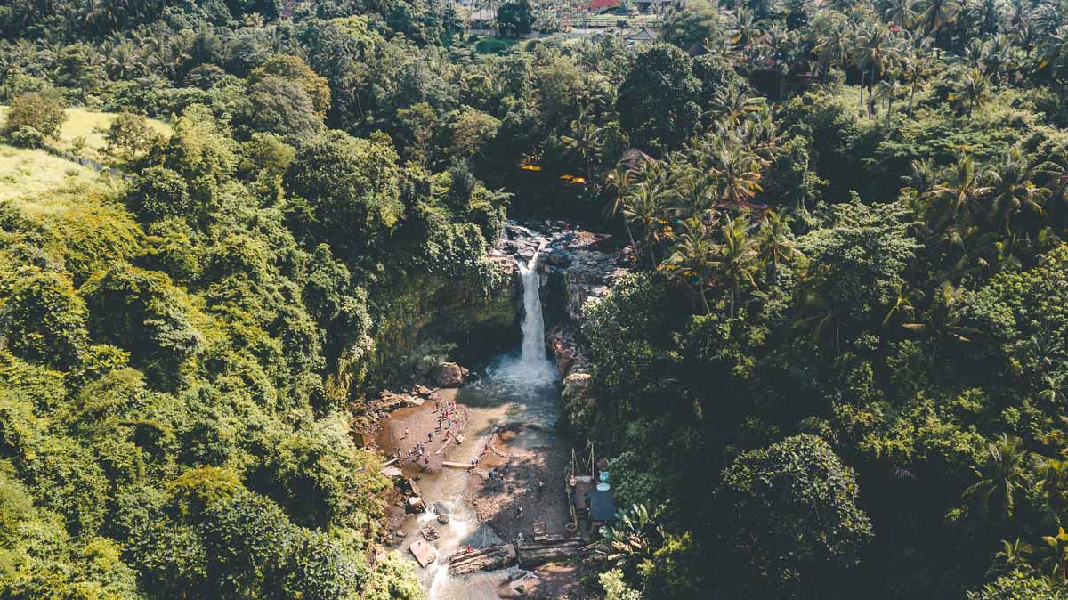 Ubud Itinerary Waterfalls & Things to do
