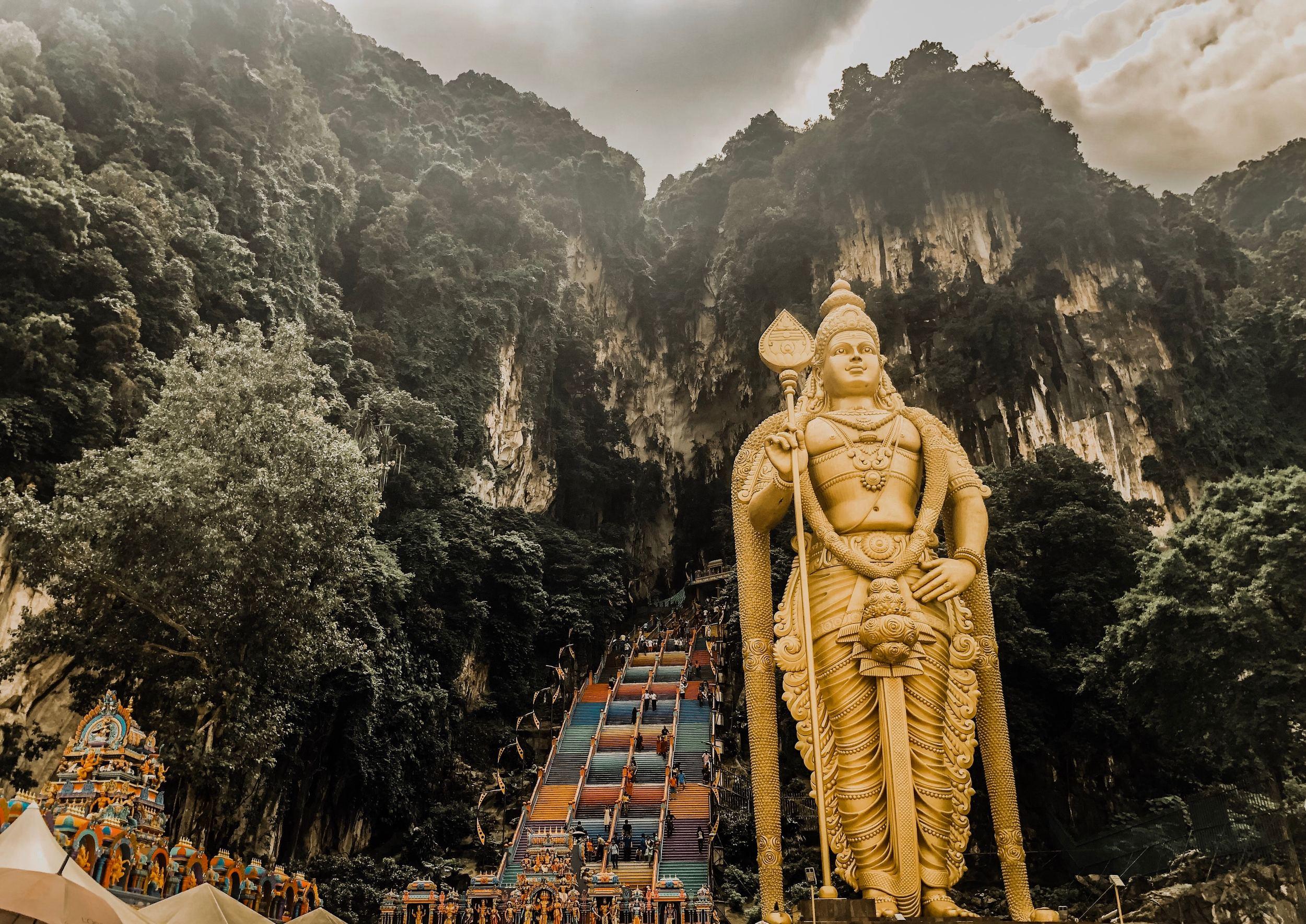Batu Caves - Malaysia Itinerary