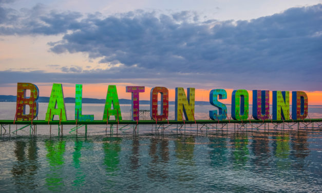 Balaton Sound 2016  — The Best Music Festival I've Ever Attended