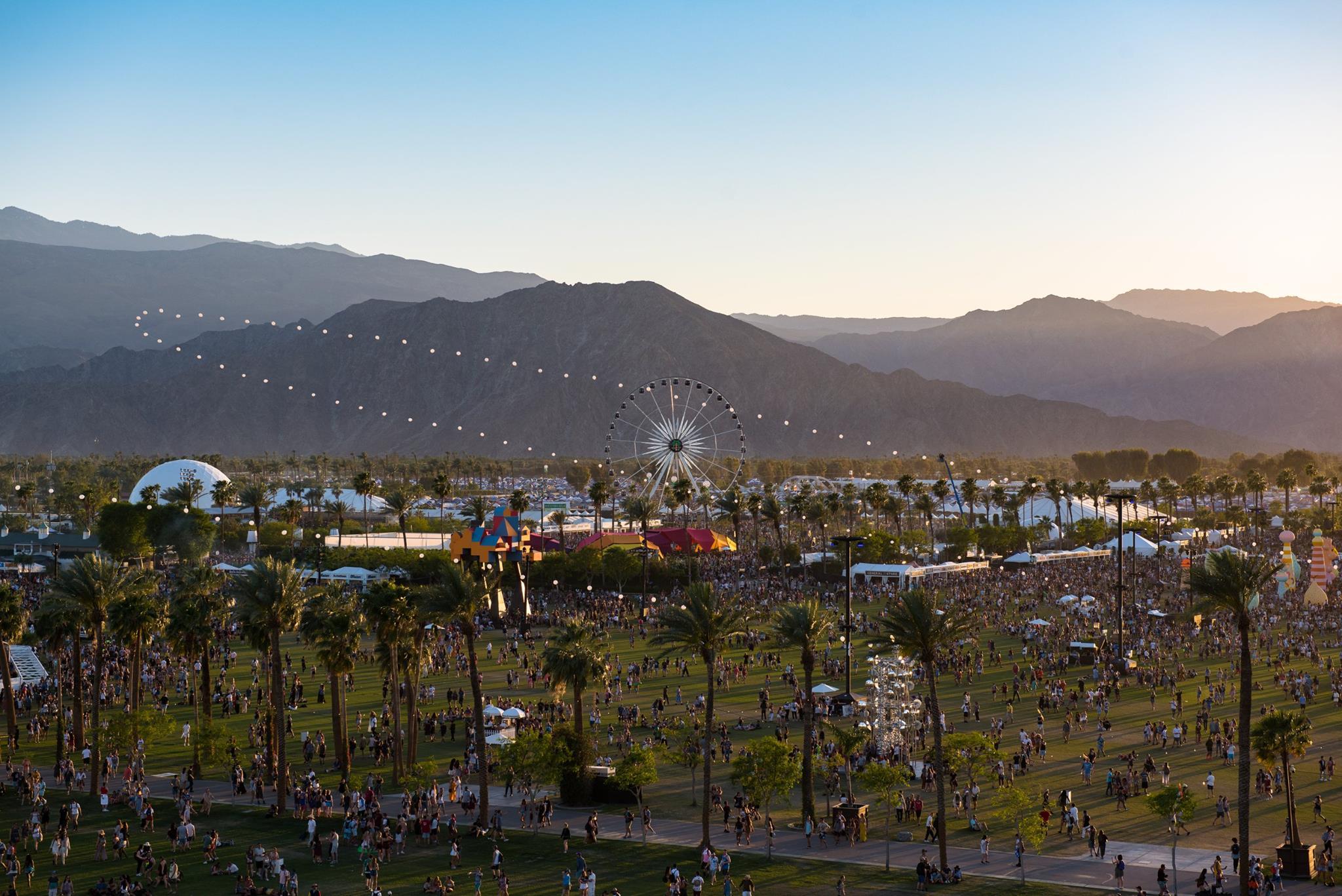 California Festivals 2018