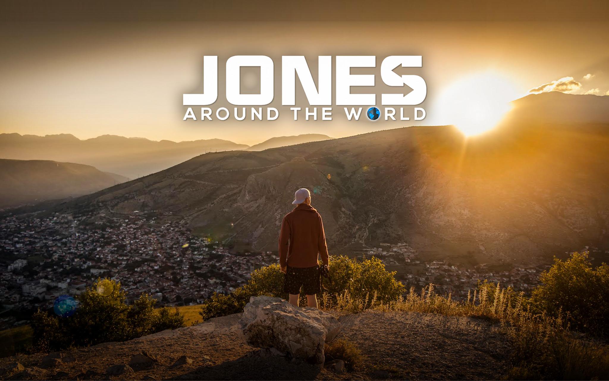 Jones Around The World