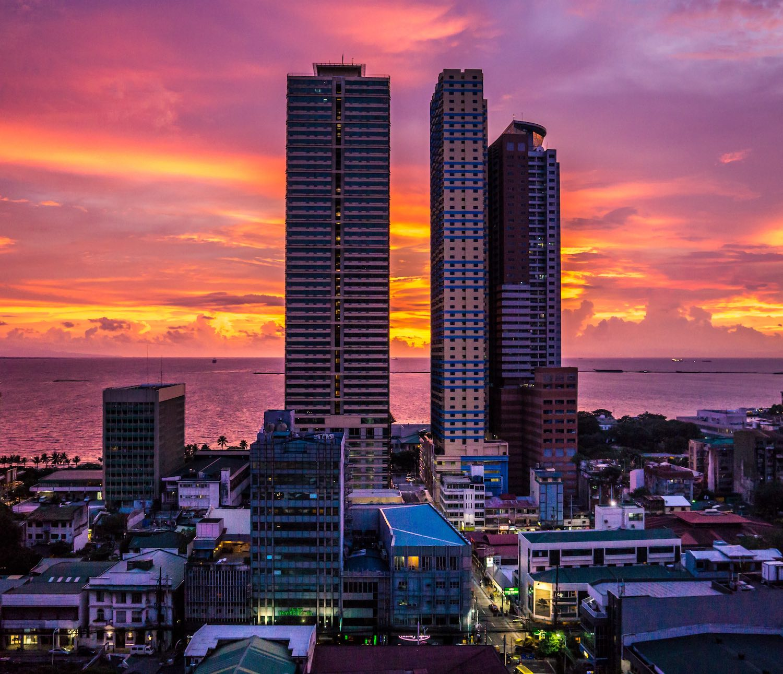 3 Days in Manila Itinerary .