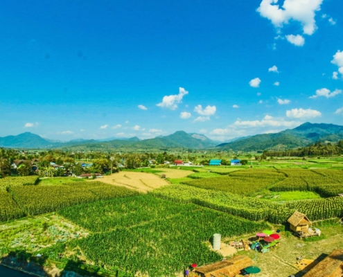 Best Hostels in Pai, Thailand