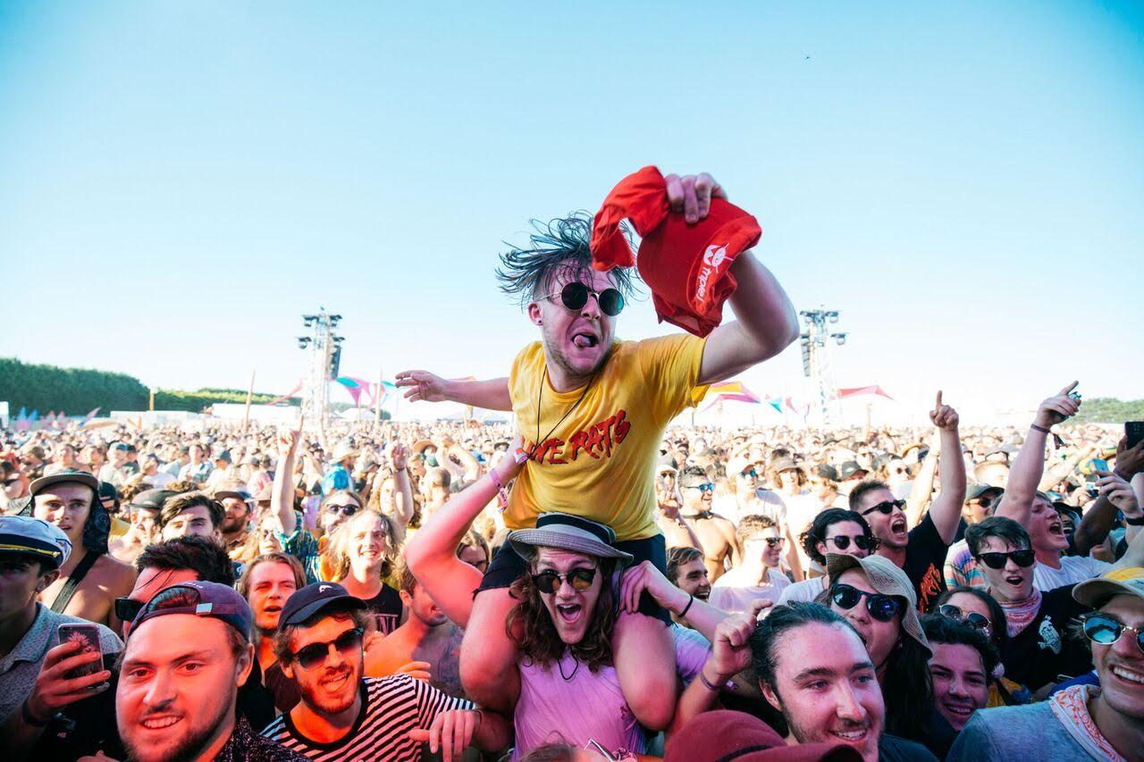 new years festivals australia