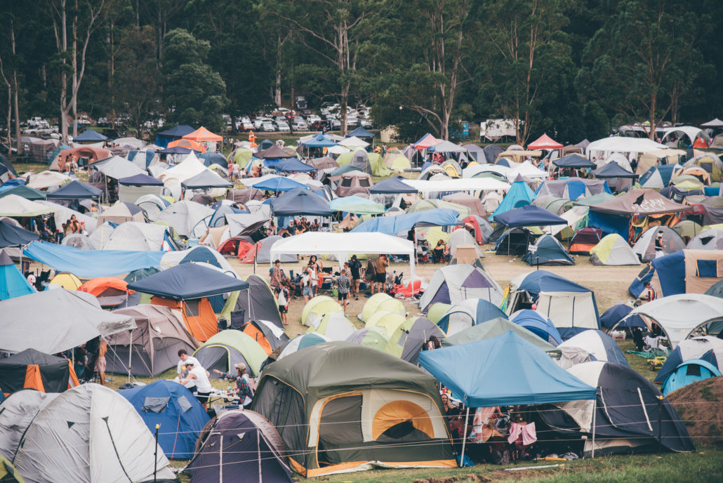 Camping at music festivals can be one of the best parts about the entire  experience, but it can also be the absolute worst if you don't come  prepared.