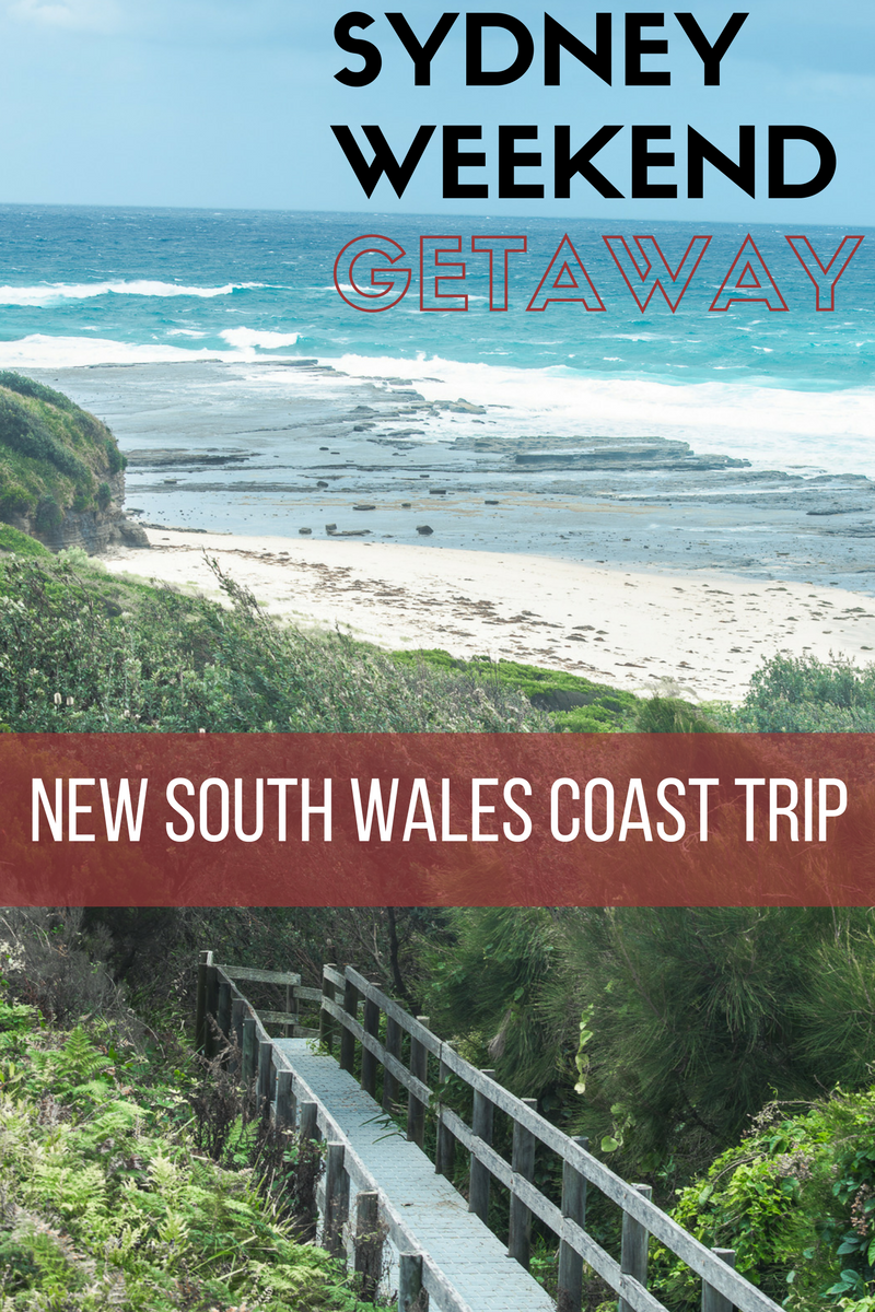 the perfect weekend getaway exploring the new south wales coast