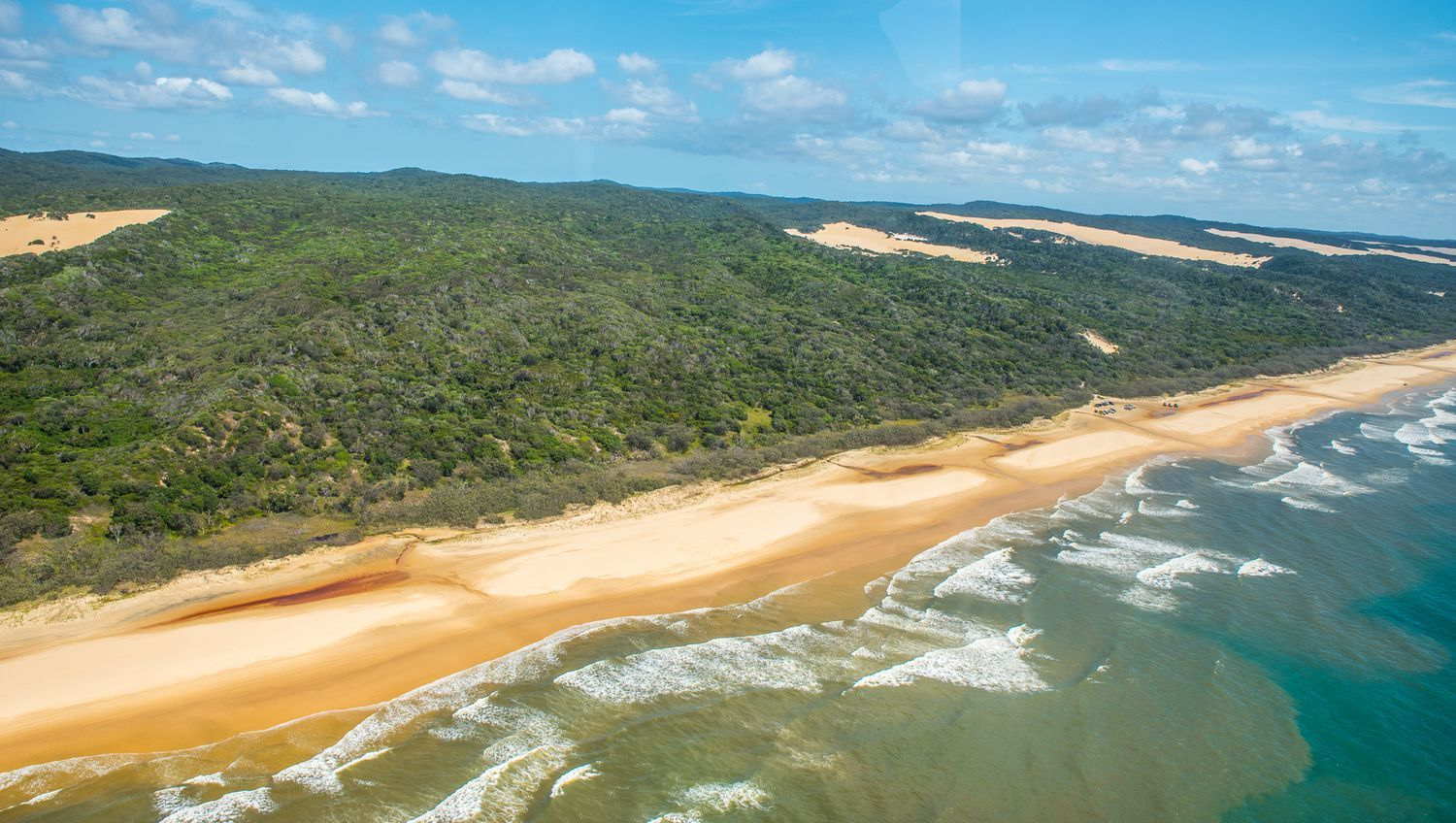 Fraser Island Air - Australia Travel Tips