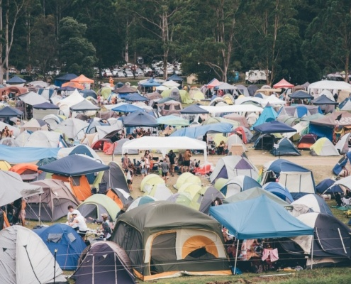 Music Festival Camping Essentials Checklist