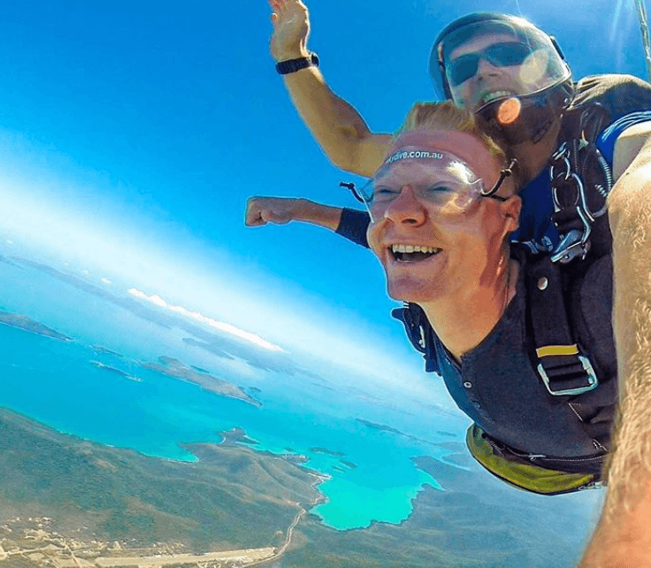 Skydiving in Australia - Travel Tips