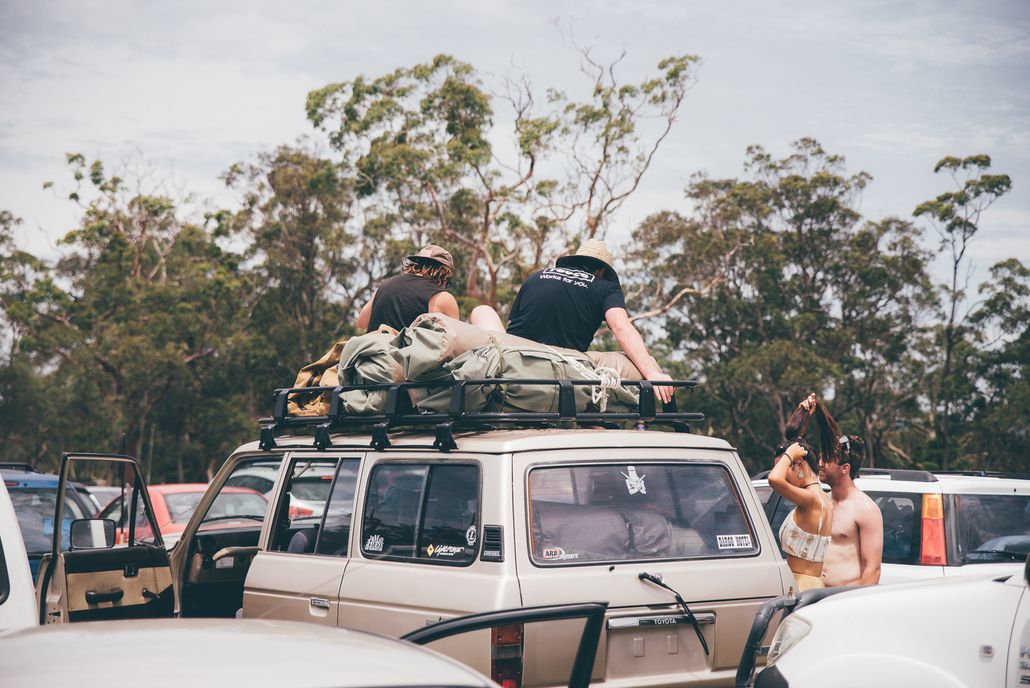 music festival camping packing list