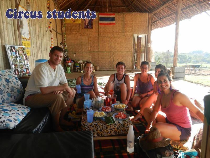 Pai Circus School - Thailand Hostels 2019
