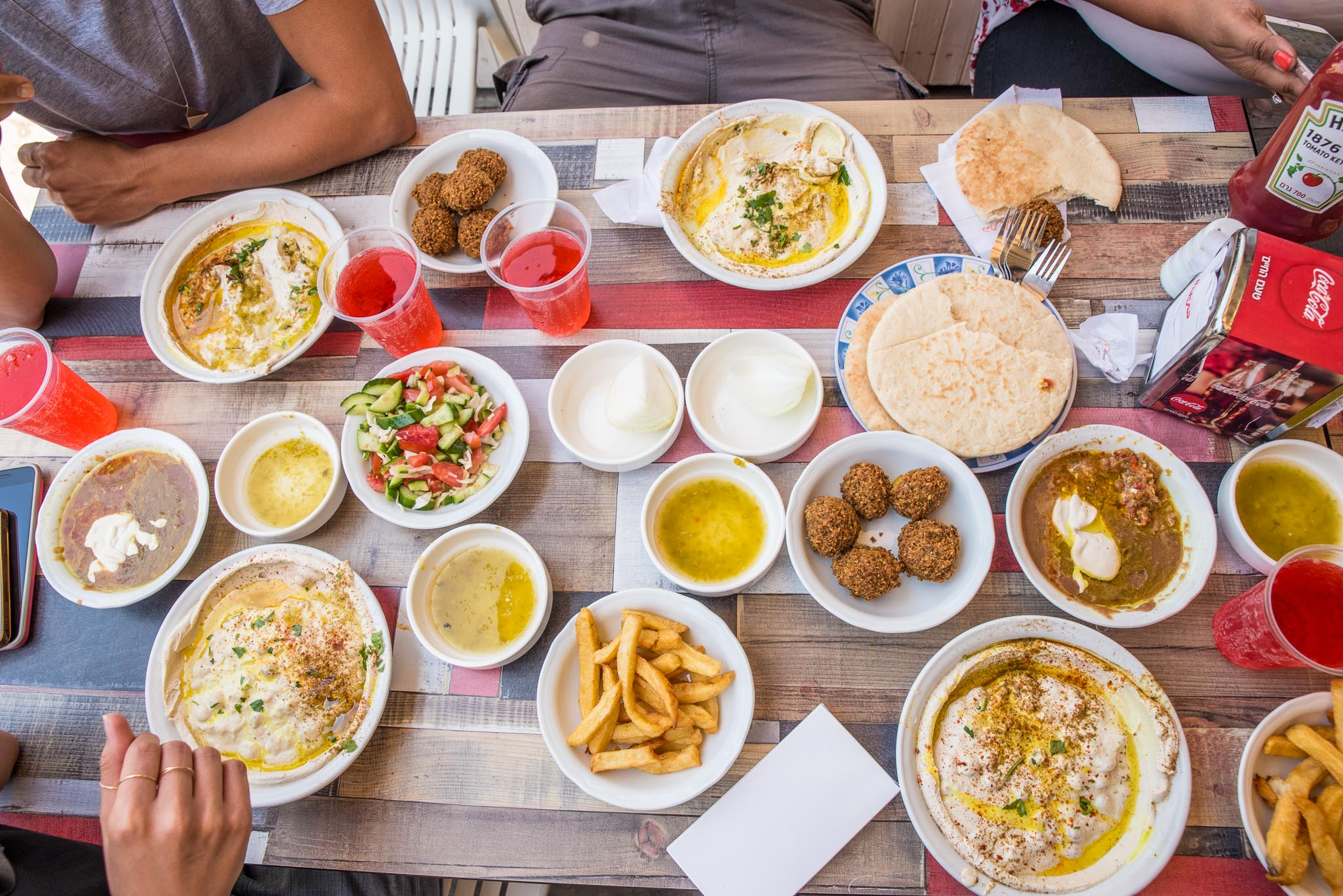 Food in Israel