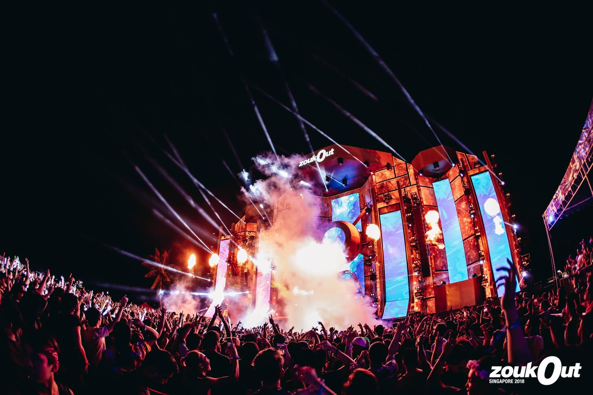 Best Music Festivals in Singapore