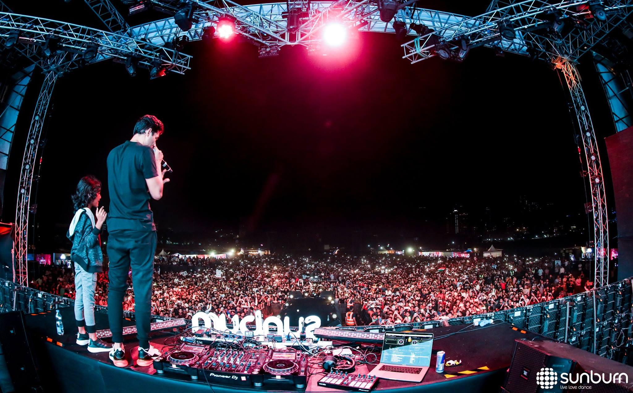 EDM Festivals Asia